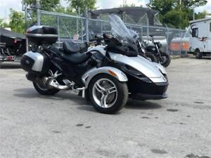 2008 Can-Am Spyder RS SE5 RS**SEMIAUTOMATIQUE**