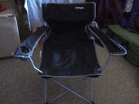 Vango Venice Camping Chairs Lot Of 3