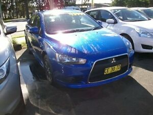 2015 Mitsubishi Lancer CJ MY15 ES Sport Lightning Blue (Pearlescent) 6 Speed Constant Variable Sedan South Grafton Clarence Valley Preview
