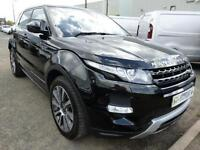2014 14 plate Land Rover Range Rover Evoque 2.2SD4 190bhp 4WD Dynamic