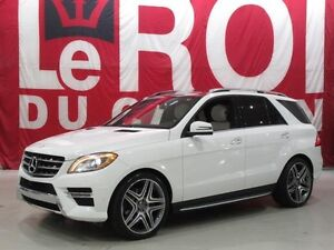 Mercedes-Benz Classe-M 4MATIC ML550 DESIGNO 2015