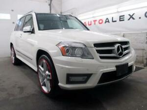 2011 Mercedes GLK350 AMG NAVIGATION TOIT PANO. CAMERA 4MATIC