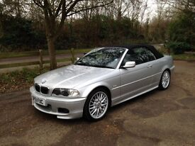 BMW 3 SERIES 3.0 330Ci M Sport 2dr AUTOMATIC