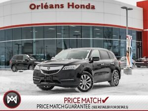 2014 Acura MDX SH AWD -Navigation Package