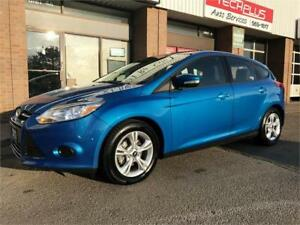 2013 Ford Focus SE H/B ONLY 56000KM FACTORY WARRANTY
