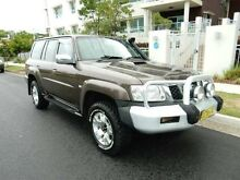 2006 Nissan Patrol GU IV MY06 ST Bronze 5 Speed Manual Wagon Redcliffe Redcliffe Area Preview