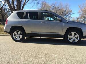 2015 Jeep Compass - High Altitude 4x4