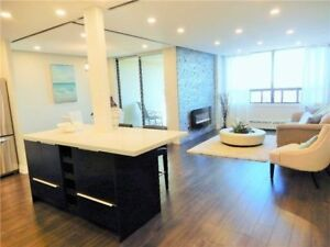 1190 Sqft Newly Reno'd Cooksville Condo 2 Bed / 2 Bath