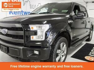 2015 Ford F-150  LARIAT- BLACK ON BLACK FULL LOAD!!!