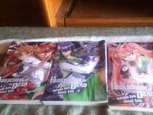 Highschool Of The Dead (Good Shape) - Price Reduced Again!