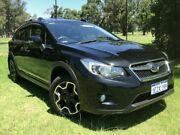 2015 Subaru XV G4X MY14 2.0i-L Lineartronic AWD Black 6 Speed Constant Variable Wagon Embleton Bayswater Area Preview