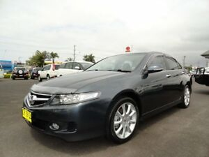 2008 Honda Accord Euro CU Luxury Navi Grey 6 Speed Manual Sedan West Ballina Ballina Area Preview