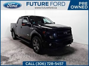 2014 Ford F-150 FX4|SUPER LOW KMS |CLEAN SGI REPORT|LOCAL TRADE