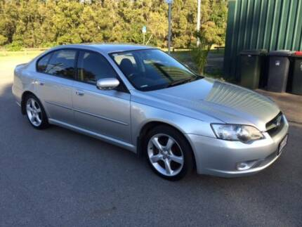 2005 SUBARU LIBERTY, STYLE AND PERFORMANCE WILL NOT DISSAPOINT !! Woolloongabba Brisbane South West Preview