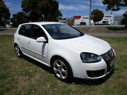 2006 Volkswagen Golf White Sports Automatic Dual Clutch Hatchback Mile End South West Torrens Area Preview