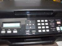 Epson WorkForce WF250WF Wireless WiFi Printer Scanner hardly used working condition