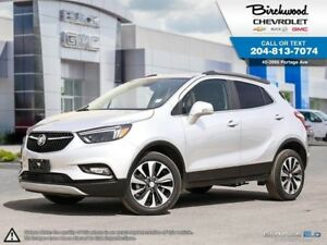 2018 Buick Encore Essence AWD - 0% Financing for up to 84 Months