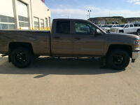 2014 Chevrolet Silverado 1500 LEATHER LOADED(Very low km's)