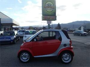 REDUCED 2005 FORTWO convertible