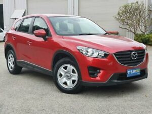 2016 Mazda CX-5 KE1032 Maxx SKYACTIV-Drive AWD Red 6 Speed Sports Automatic Wagon Mayfield East Newcastle Area Preview