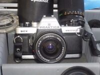 Practica BCX Electronic Camera