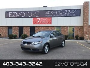 2010 Kia Forte EX w/Sunroof=BLUETOOTH=HEATED SEATS=SALE!