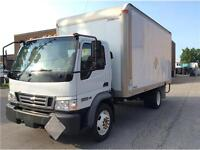 2007 FORD CABOVER STRAIGHT TRUCK
