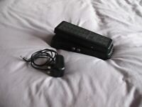 Behringer HB01 Hellbabe Foot Pedal