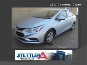 ALL NEW 2017 Chevrolet Cruze LS