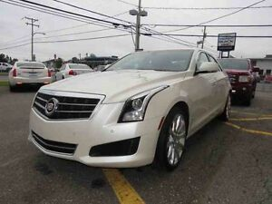 2013 CADILLAC ATS SEDAN AWD