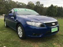 2008 Ford Falcon FG XT Blue 5 Speed Auto Seq Sportshift Sedan Clontarf Redcliffe Area Preview