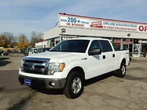 2014 Ford F-150 XLT 4X4 EXT CAB 1 OWNER NO ACCIDENTS ONTARIO
