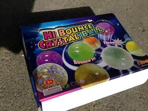 """$0.33/ea. for 4"""" Liquid Filled Rubber Balls -They're normally $4"""