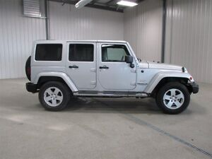 2011 Jeep Wrangler Unlimited Sahara Moose Jaw Regina Area image 8