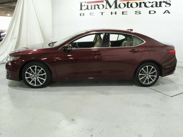Image 4 Voiture American used Acura TLX 2015