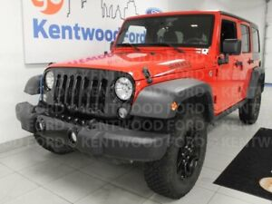 2015 Jeep Wrangler Unlimited Sport 4WD utility vehicle for all t