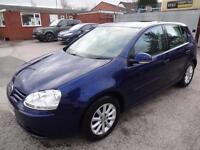 VW VOLKSWAGEN GOLF 1.9 TDi 105~5 DOOR HATCHBACK~5 SPEED MANUAL~STUNNING BLUE