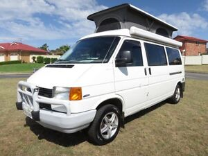 Volkswagen Frontline Camper – ALL WHEEL DRIVE – TURBO DIESEL Glendenning Blacktown Area Preview