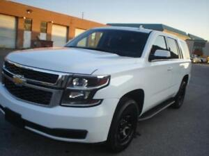 2016 Chevrolet Tahoe 4x4,accident free,back up camera,ex-police