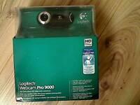 Logitech webcam hd pro 9000