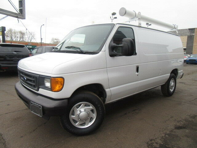 Image 1 of Ford: E-Series Van E-350…