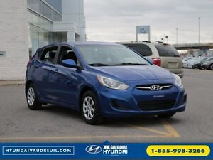 2013 Hyundai Accent L BASE