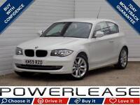 2009 59 BMW 1 SERIES 2.0 120D SE 3D 175 BHP DIESEL