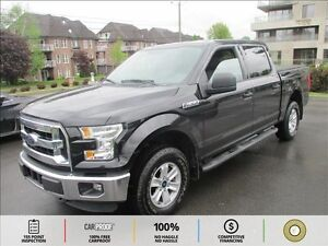 2015 Ford F-150 XLT BED LINER! 6 SEATS! AIR CONDITIONING! POW...