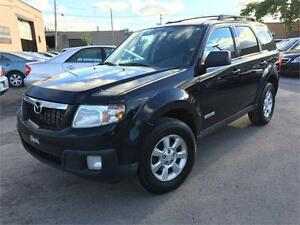2008 Mazda Tribute GX AWD 4CYL AUTO/AC,,EXCELLNT CONDITION,,