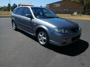 2002 Mazda 323 BJ II SP20 Grey 4 Speed Automatic Hatchback Ballina Ballina Area Preview