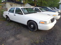 2011 Ford Crown Victoria ex police