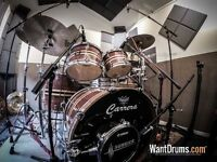 Need Drum Tracks? Online Session Drummer Available