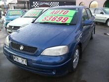 2002 Holden Astra TS CD 4 Speed Automatic Sedan Nailsworth Prospect Area Preview