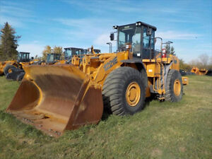 2011/ 2012 CASE 1221E WHEEL LOADERS